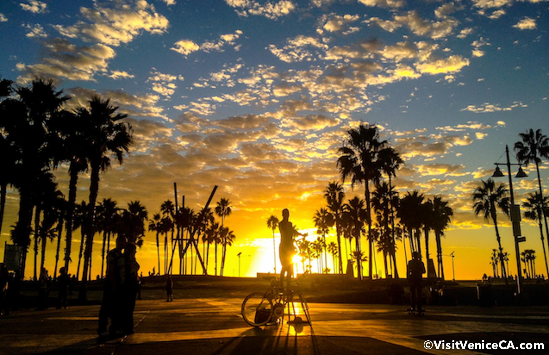 » The Venice Boardwalk