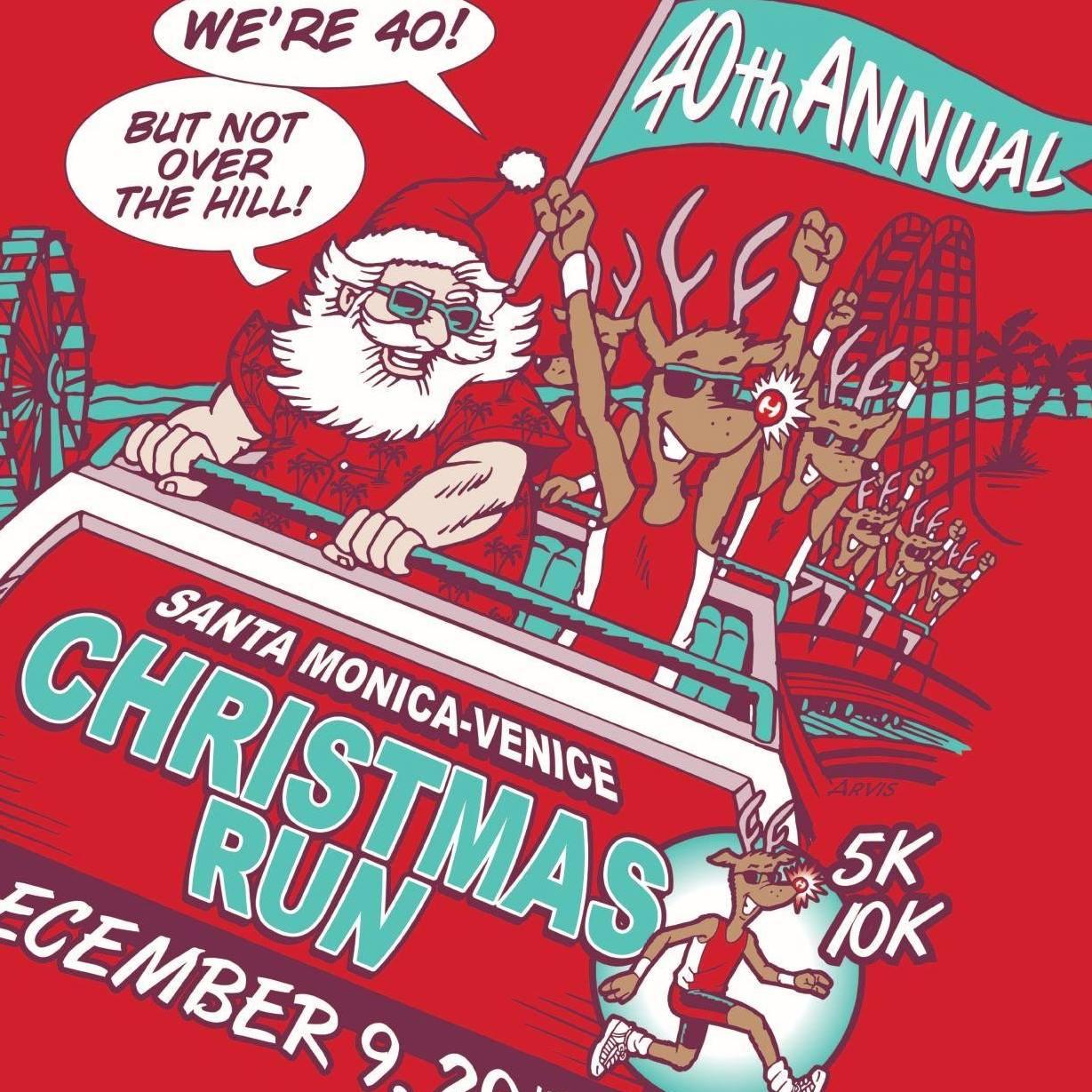 Join Team Venice at the 40th Annual Santa Monica-Venice Christmas ...