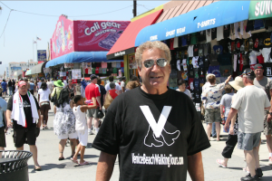 Jeffrey Solomon of Venice Beach Walking Tours