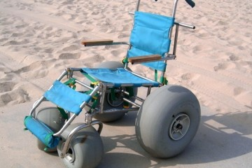 Department of Beaches & Harbors  Beach Wheelchair Program