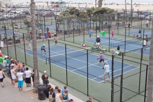 Venice Beach Paddle Tennis