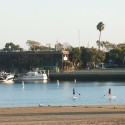 Mother's Beach.  Marina del Rey, Ca