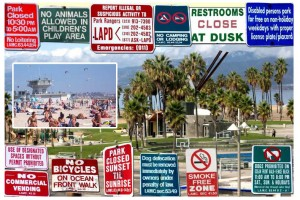 Rules of the boardwalk