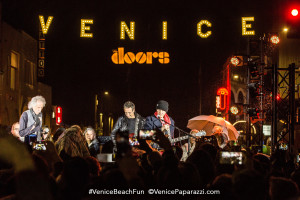 Jan. 4, 2017.  Day of The Doors.  Venice, California.  #VeniceBeachFun  © www.VenicePaparazzi.com