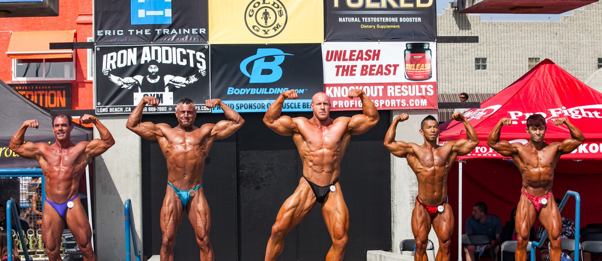 2019 Muscle Beach Venice Competitions