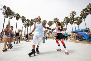 Skate Dance Association.  Photo by Venice Paparazzi