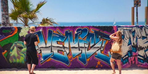 Venice Beach Fun-1-XL