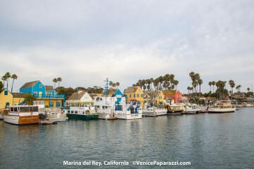 Marina del Rey, California.  Photo by www.VenicePaparazzi.com